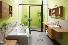 salle de bain nature et zen - Recherche Google