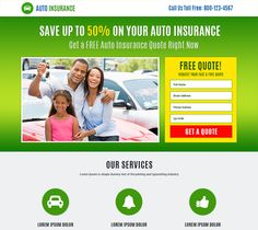 Mobile friendly and professional life insurance website design added to Buylandingpagesdesign.com Create your professional and converting life insurance website template design to promote your auto insurance business online and capture quality leads. Responsive life insurance website designs are best for capturing maximum leads through different devices like smartphone, tablet, laptop as well as desktop.
