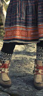 Picture of Sanna Annukka Finnish Women, Marimekko, Knitting Ideas, Women's Fashion, Fashion Design, Finland, Brighton, Folk Art, Ethnic