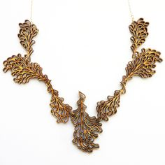 orchid necklace - $98.00 (love!)
