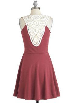 Afternoon Out Dress, #ModCloth