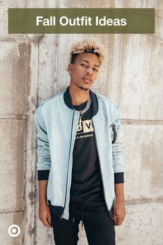 Find men's 2019 fall fashion outfit ideas, like trendy jeans, graphic tees, jean jackets & accessories. Men's Fashion, Fall Fashion Outfits, Autumn Fashion, Casual Outfits, Cute Outfits, Men Casual, Winter Outfits, Teenage Boy Fashion, Street Wear