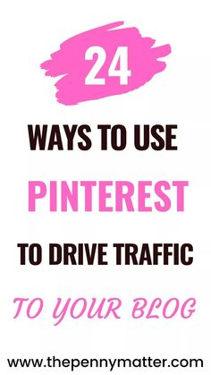 Learn how to use Pinterest to drive Traffic to Your Blog the Easy Way with viral pins |  Use these Pinterest Traffic tips to explode your blog traffic and give your awesome content more eyeballs with Pinterest seo and other Pinterest marketing strategies  #pintereststrategies #blogtraffic #pinteresttips Email Marketing, Social Media Marketing, Content Marketing, Affiliate Marketing, Marketing Strategies, Marketing Ideas, Online Coaching, Online Entrepreneur, Pinterest For Business