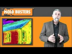 Mold Detection with Thermal Imaging