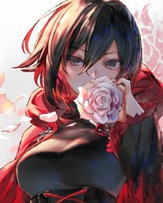 Marvelous Learn To Draw Manga Ideas. Exquisite Learn To Draw Manga Ideas. Girls Anime, Cool Anime Girl, Beautiful Anime Girl, Kawaii Anime Girl, Anime Art Girl, Manga Art, Rwby Fanart, Rwby Anime, Chica Anime Manga