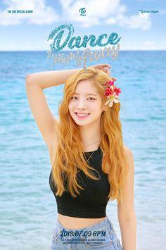 TWICE #Dahyun #Summer_Nights #Dance_The_Night_Away