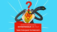 Which Successful Entrepreneur Are You ? [Quiz]