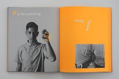 Artists Broomberg and Chanarin publish bright and playful A-Z in sign language Sign Language Book, Simple Sign Language, Sign Language Phrases, Editorial Layout, Editorial Design, Book Posters, Book Photography, Book Design, Documentaries