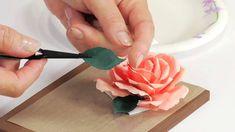 Designing in Susan's Garden with Thinlits Rose Flower