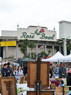 Rose Bowl Flea Market......Los Angeles, California