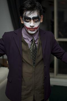 Joker Halloween Make up