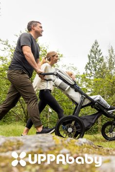The Ridge is suitable from 3 months to 55 lbs! Enjoy exercise in a new and fun way with your little one!