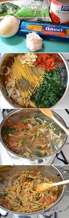 Food & Drink: Italian-flavored pasta