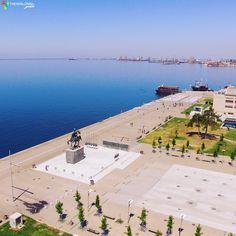 Άγαλμα Μεγάλου Αλεξάνδρου, Θεσσαλονίκη Alexandre Le Grand, The Turk, Thessaloniki, Sufi, Greece, Europe, Architecture, City, Places