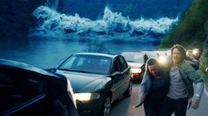 "With ""The Wave,"" awesomely named Norwegian helmer Roar Uthaug has made an equally impressive tsunami-peril thriller — a thunderous rumble-rumble-hustle-hustle-glub-glub nerve-racker."