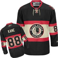 Patrick Kane Jersey - Buy 100% official Reebok Patrick Kane Men s Authentic  Black Jersey NHL f5a2dc081