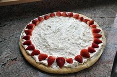 Recipes - Fruit Pizza on Pinterest | Fruit Pizza Recipes, Fruit Pizzas ...