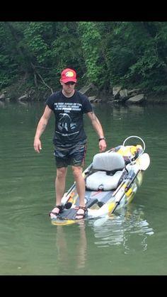 Tandem Kayaking Tips and Pics of Kayak Camping Near Sydney. Kayak Fishing Tips, Kayaking Tips, Fishing 101, Kayak Camping, Best Fishing, Fishing Boats, Fly Fishing, Fishing Stuff, Fishing Girls