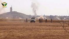 FSA berhasil kuasai 10 desa dari ISIS di pedesaan Aleppo  ALEPPO (Arrahmah.com) - Pejuang oposisi yang tergabung dalam Brigade Sultan Murad mengatakan bahwa mereka berhasil menguasai 10 desa; yaitu al-Toali al-Adiyya Sheikh Reeh Yaezer al-Sheikh Reeh Kafr shoosh Kafr Ghan Yahmool dan desa Ghazal di pedesaan utara Aleppo dari tangan ISIS koresponden Orient News melaporkan.  Kemajuan itu datang saat faksi Tentara Pembebasan Suriah (FSA) ikut serta dalam Operasi Perisai Efrat yang diluncurkan…