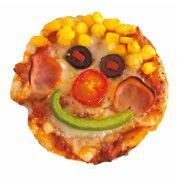 Little Pita Pizzas  if i fixed this for you cody would u love it????