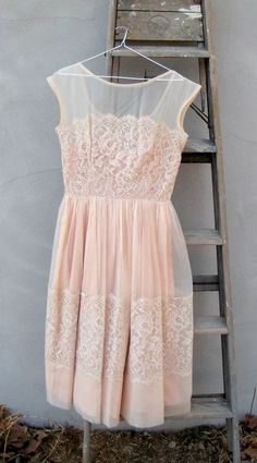pink lace dress. perfect for rehearsal. Don't want to quite wear white so this light Color is PERFECT!!