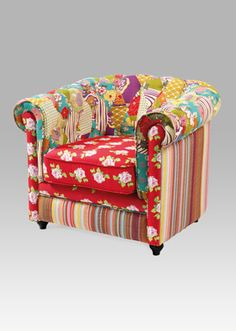 AK-726 PW2 Tub Chair, Accent Chairs, Armchair, Furniture, Home Decor, Scrappy Quilts, Womb Chair, Homemade Home Decor, Home Furnishings