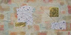 Patching the Void Wabi Sabi, Irish, Vintage World Maps, Patches, Paintings, Artists, Irish Language, Paint, Painting Art