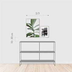 Bilder aufhängen: So geht's richtig | Connox Magazine Decorating Tips, Sweet Home, New Homes, Cabinet, Storage, Inspiration, Furniture, Design, Home Decor