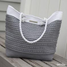 Malia Shoulder Bag CAL – Yarn + Chai