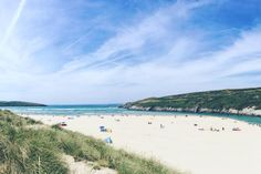 Summer in full swing today on Crantock beach  A lovely walk on the beach with a swim for the pup (Crantock is dog friendly ) followed by some tasty grub at @cbaycafe. The car's temp read 30c when we got back  . . . . . . #360beaches #beach #cornwall #crantock #newquay #northcornwall  #seacscape #cornishcoast #swcoastalpath #seaview #cornwalllife #nature #beachwalk #lovecornwall #kernow #ilovecornwall #wanderlust #landscape #beaches #kernow  #tropical #explorecornwall #swisbest #beaches…