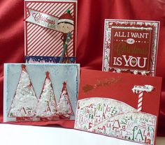 Elf Magic #Christmas #Cards