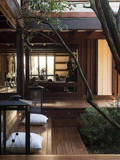Pagano System-Case In Legno Terrazzo, Outdoor Furniture, Outdoor Decor, Future House, Arch, Interior Design, The Originals, Yard Ideas, Modern