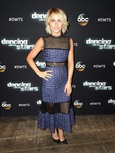 Julianne Hough's Amazing Dress Is Surprisingly Affordable via @WhoWhatWear