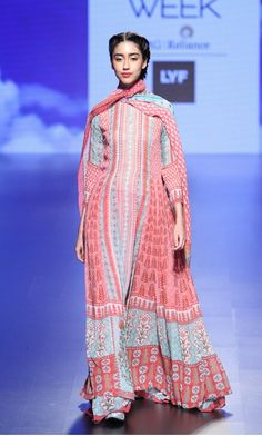Anita Dongre LFW Summer/Resort 2016