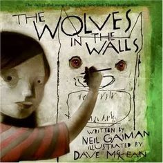 Gaiman for Younglings: The Dave McKean Picture Book Collaborations | Tor.com