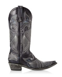 Chico's Old Gringo Pavito Cowboy Boot #chicos// although I hate the price and the fact they arent in my size