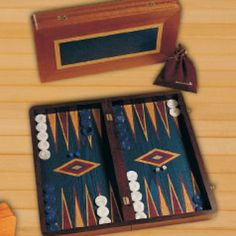 My dream backgammon board