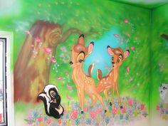 Murals for children's rooms...