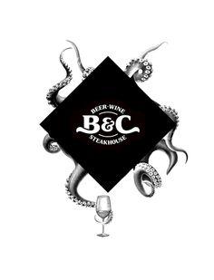 B  C by yy, via Behance