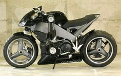 Buell... great bikes, but gone