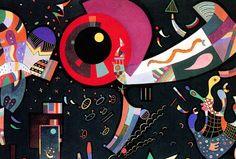 Attorno al cerchio - 1940 (particolare) - Kandinsky Vassili - Opere d'Arte su Tela - Listino prodotti - Digitalpix - Canvas - Art - Artist - Painting