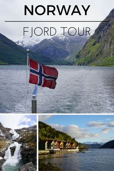 Create your own Norway in a Nutshell fjord tour with these tips for traveling around the Sognefjord region. | tipsforfamilytrips.com