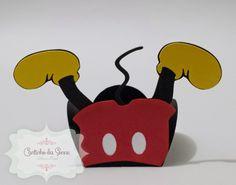 Cantinho da Sonne - cantinhodasonne@hotmail.com: Forminhas Mickey e Minnie