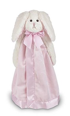 Bearington Baby Bunny Snuggler, Plush Bunny Rabbit Security Blanket, Lovey Luxuriously soft plush bunny rabbit with satin trimmed blanket From award winning Bearington Bears Great for baby showers Perfect size for baby to cuddle Measuring long Kids Trike, Pink Rabbit, Bunny Rabbit, Baby Security Blanket, Baby Lovey, Bunny Plush, Baby Bunnies, Snuggles, Cuddling
