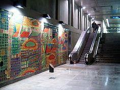 Azulejos estações do metro de lisboa - Pesquisa Google - オリエンテ駅 - Wikipedia ja.wikipedia.org250 × 188Pesquisar por imagens estación Gare do Oriente, Lisboa Portugal
