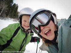 MountainMomandTots: How Skiing Strengthens Families