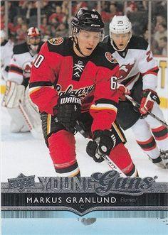Markus Granlund Upper Deck Young Guns #453