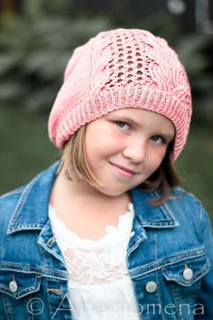Ravelry: Summer Ends Hat pattern by Elena Nodel