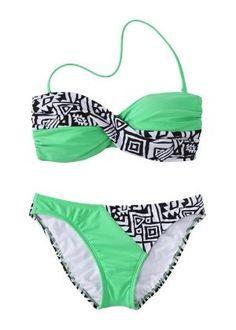 29812d9c418d2 by C@rol Tribal Bikini, Aztec Swimsuit, Target Swimsuit, Swimsuit Pattern,