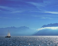 """Lake Geneva"" by Nika Vekilova on 500px"